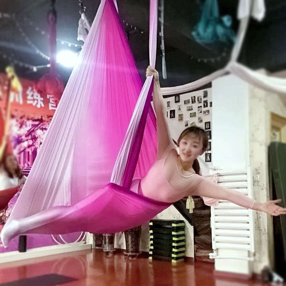 Permalink to New PRIOR FITNESS Arrival Aerial Anti-gravity Yoga Hammock Swing Flying 6*2.5 Meters Yoga Bed Bodybuilding Gym Inversion Trapeze