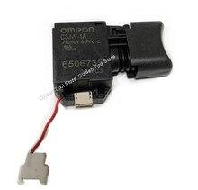 Schalter trigger 6506735 650673 5 ersatz Für Makita BTP131 BTP141 TW280D 650673 5 ersatzteile