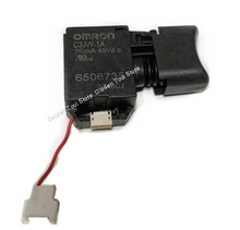 Switch trigger 6506735 650673 5 replacement For Makita BTP131 BTP141 TW280D 650673 5 spare parts