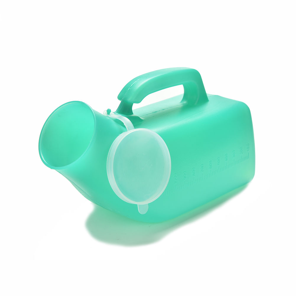 1200 мл Портативный моющиеся унисекс мобильный туалет для путешествий на автомобиле лагерь моча испражняться ручка бутылка для мочи Писсуар