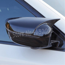 For BMW 5 7 Series G30 G11 G12 6 GT Car Accessories Rearview Mirror Cover Caps Shell Trim 3 G20 2019 2020