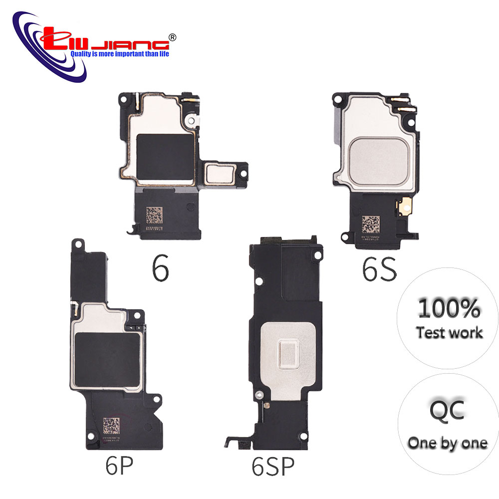 Original Buzzer Ringer Ringtone Loud Speaker For IPhone 6 6plus 6s 6sPlus Inner Flex Cable Replacement Repair Parts