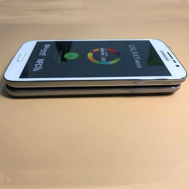 I9152 Original Samsung Galaxy Mega 5.8 I9152 Mobile Phone 8G ROM 1.5G RAM  Dual core cellphone Free Shipping 4