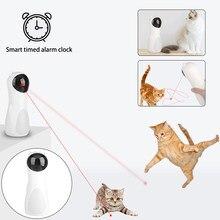 Taquin intelligent intelligent, animal de compagnie amusant, jouet de poche, multi-angle, Chat automatique, LED