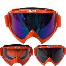 Внедорожный шлем очки для мотоцикла лыжные верховой езды солнцезащитные