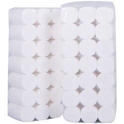 Зимние musen 6 древесной массы маленький рулон туалетной Бумага, одежда для мамы и ребенка Бумага Ресторан Бумага туалетная бумага в рулонах, о...