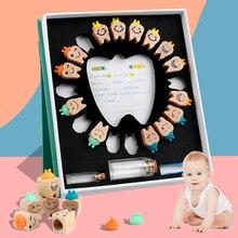 Baby Lost Tooth Holder Milk Teeth First Teeth Organizer Saver Child Memory