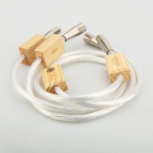 Image 2 - Odin 2 argento Supremo Riferimento collegamenti XLR balance cavo per amplificatore lettore CD
