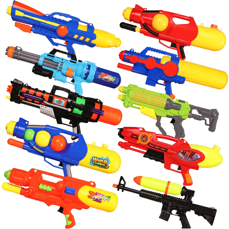 Beach Water Gun Toy Water Children's Summer Pistol Swimming Guns Toy To Shoot Water Pistool Juegos De Agua Boy Gift DD60SQ