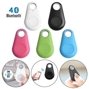 Pet Mini Gps Tracker Dog Anti-Lost Waterproof Bluetooth Tracer For Pet Dog Cat Keys Wallet Bag Kid Trackers Finder Equipment