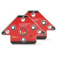 Welding Magnetic Holder Fixator Neodymium Arrow Welding Magnet Welding Holder Magnetic Clamp Welder Tools Accessorie