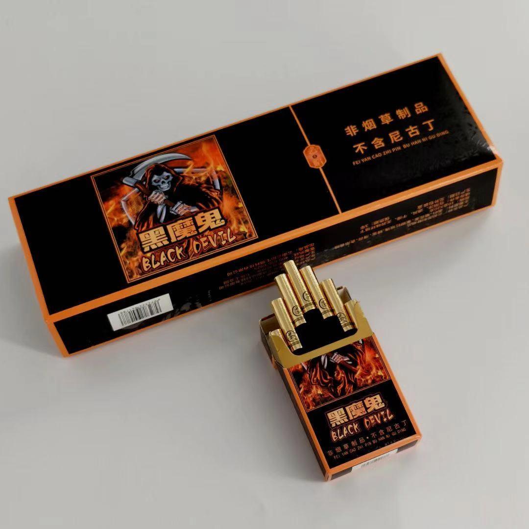 Новое поступление ароматизатор травяной чай дым для женщин и мужчин здоровые сигареты без никотина табак