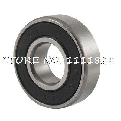 Replacement Motor 6202-2RS Double Sealed Ball Bearing