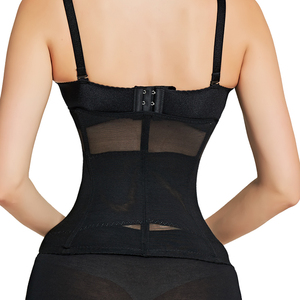 Image 4 - Waist trainer Corset tummy shapewear binder Shaper Modeling Strap Slimming Underwear belt corrective Underwear faja body shaper
