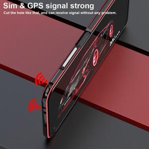 Image 5 - Voor Huawei Nova 5T Case Originele Luxe Glossy Aluminium Bumper Case Voor Huawei Nova 5T Cover Fundas Honor 20 20S Pro Metalen Frame