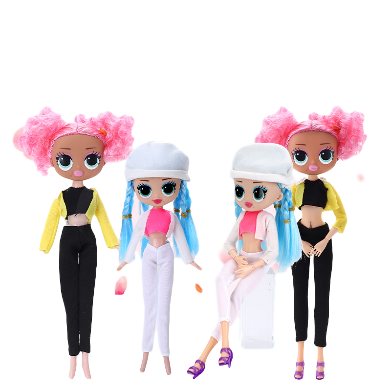 New Lol Surprise Dolls 4 Styles Dress Up Toys Girl Toys Birthday Gift Lol Doll Omg Surprise Doll Diy Educational Girl Toys Aliexpress