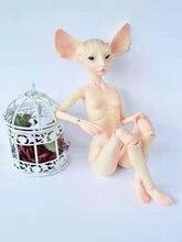 AQK кукла Сфинкс Кошка квартербэк растения ухо Djd/ 1/4 бесплатно глаз
