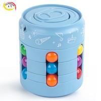 Cubo antiestrés para niños, juguete antiestrés para aliviar el estrés y la presión relajante