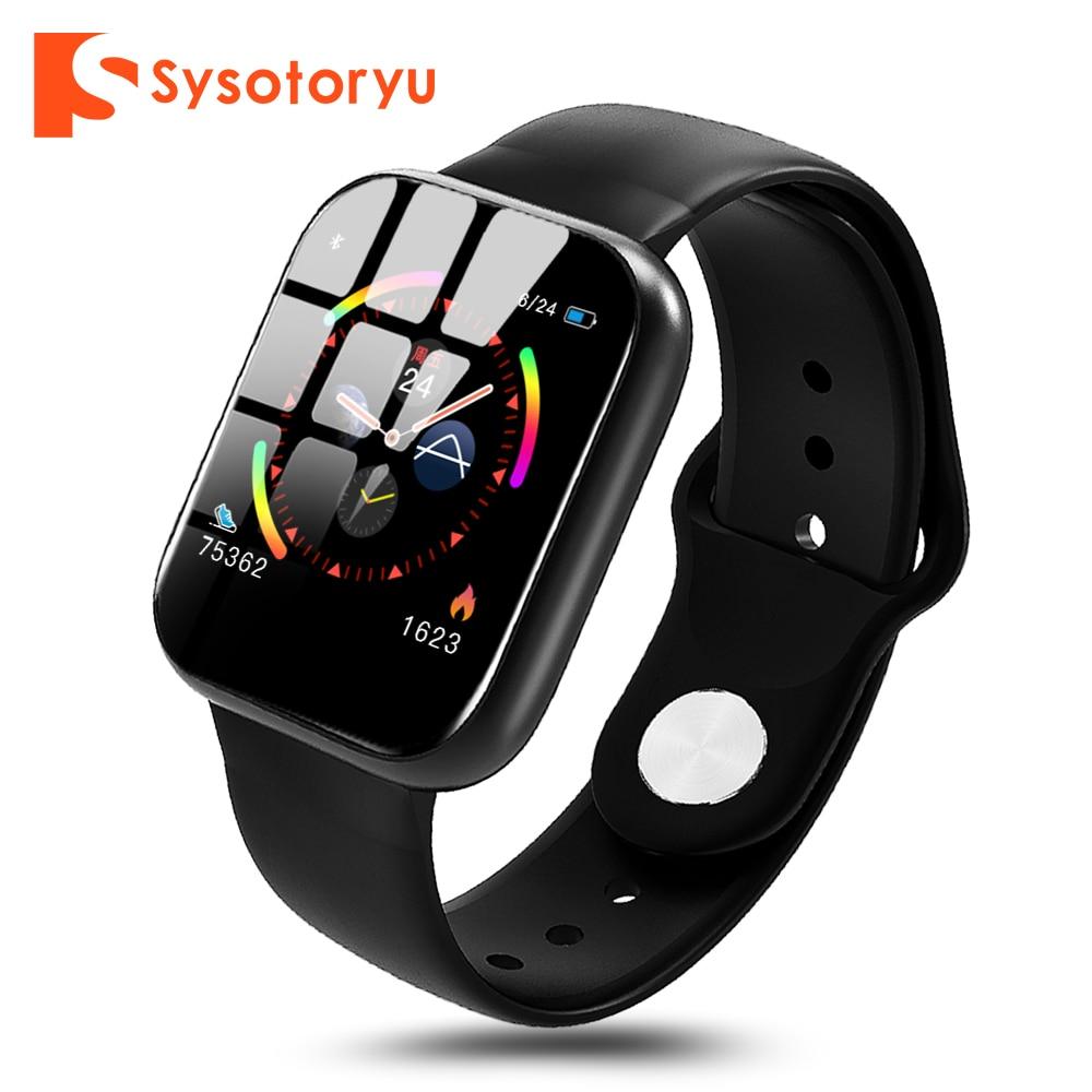 Sport Smart Watch Heart Rate Blood Pressure Fitness Trakcer Bracelet Men Women Smartwatch for Apple iPhone Android Xiaomi Phone 1