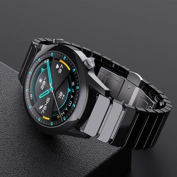 Ceramic Watch Bracelet For Huawei GT2 2e Top-quality Watch Strap For Huawei Watch 2 pro Band For Huawei Magic Honor Smartwatch