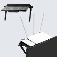 Monitor komputerowy stojak składany półka TV, pudełko Router półka dekoder uchwyt wspornika Mini PC odtwarzacz DVD wieszak stojący MDJ998