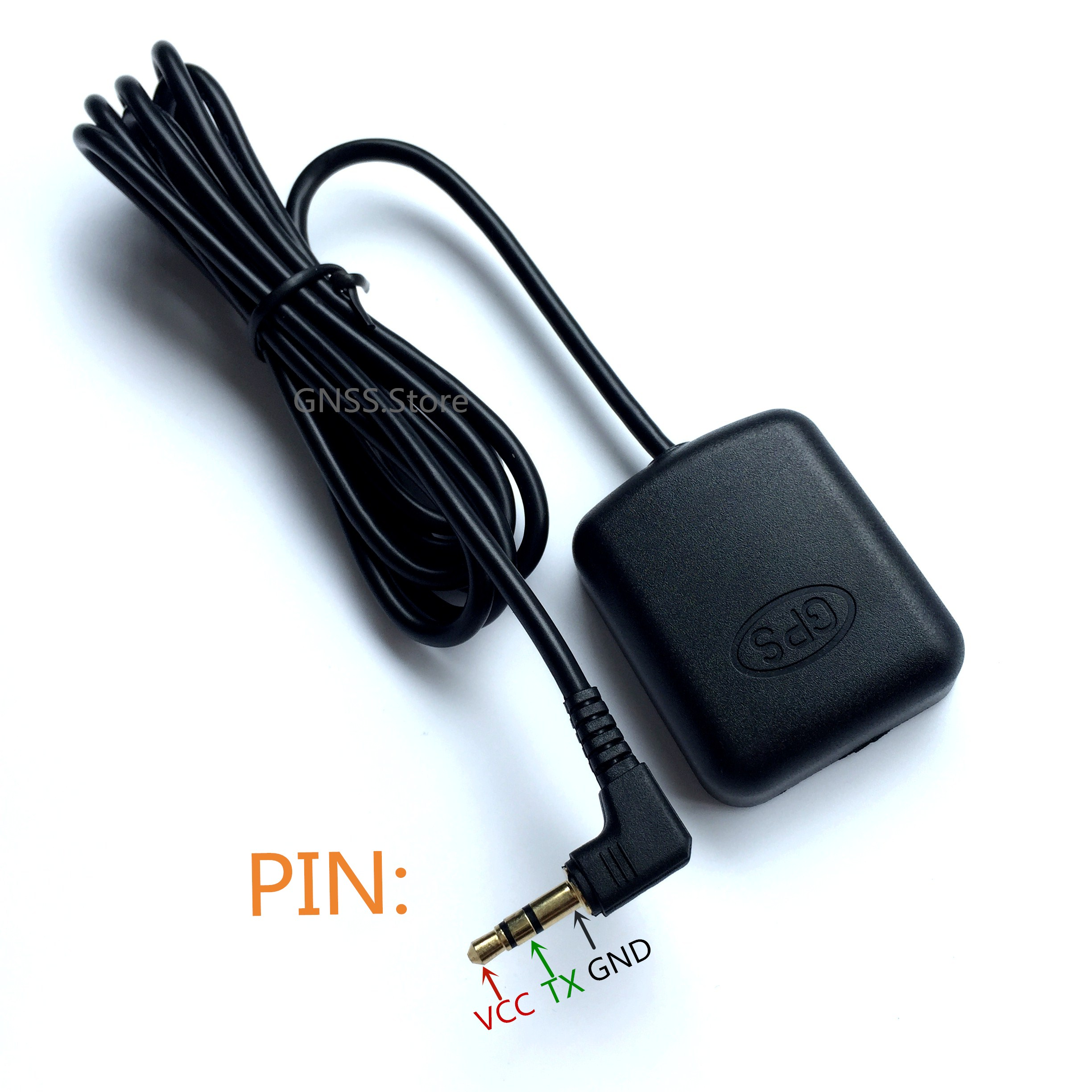 High-precision Car GPS Module 3.5mm3 GPS Receiver