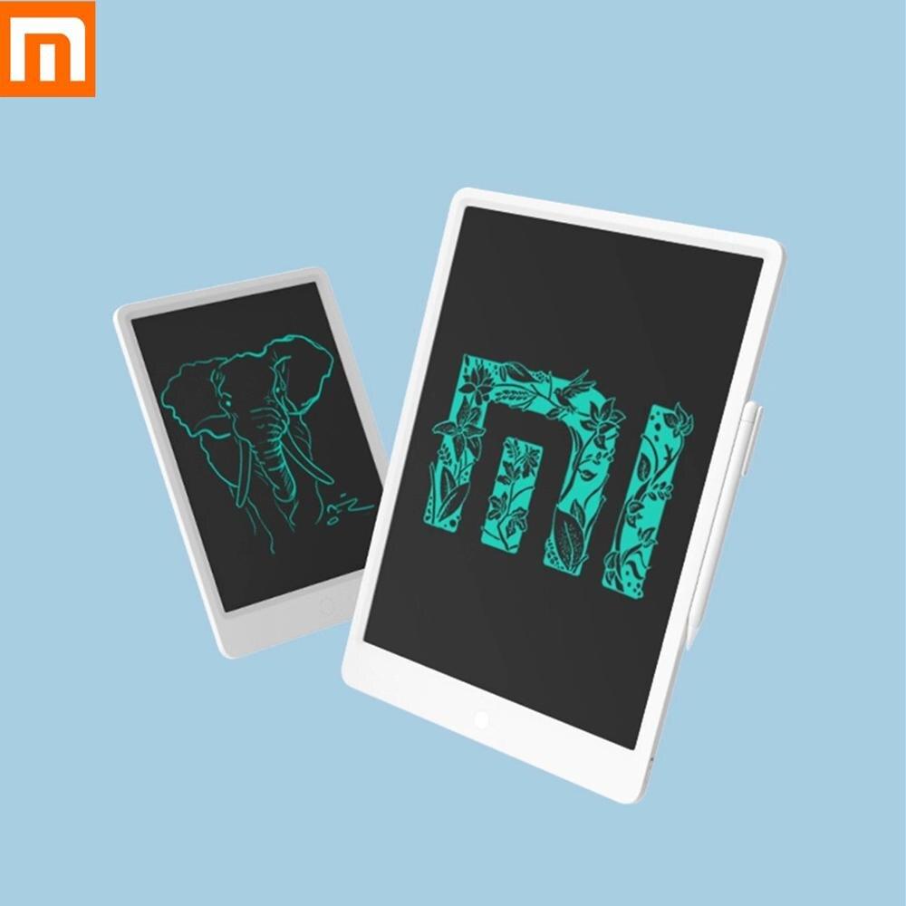 """2019 plus récent Xiaomi Mijia LCD tablette d'écriture avec stylo 10/13. 5 """"dessin numérique électronique écriture Pad Message graphique conseil"""