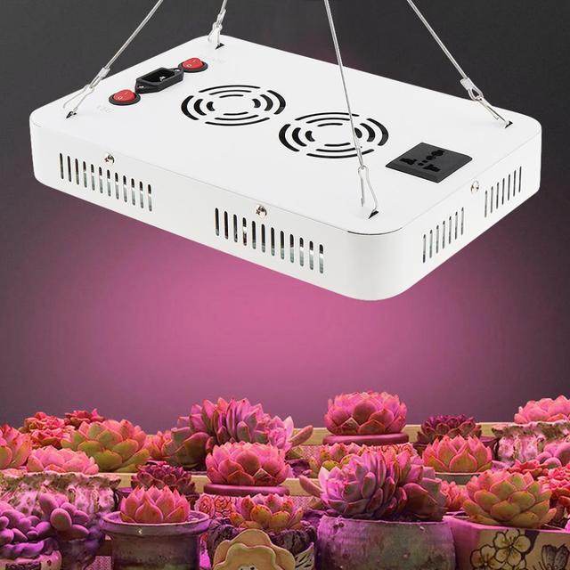 280 sztuk wysokiej jakości lampa led do hodowli roślin pełne spektrum Sunlike dla sukulenty kwiaty cieplarnianych hydroponika warzyw tanie i dobre opinie RTNLIT Metal EPC_LEG_60O Żarówki led 85-265 v