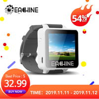Eachine RD200 2 5.8GHz 48CH FPV Wearable Watch DVRMonitor Receiver OSD Support AV In for FPV RC Drone Transmitter Mount