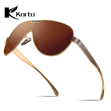Oversized Polarized Pilot Sunglasses Men Ladies Brand Designer Driving Mirror Men/Women Vintage Shades Gafas Oculos