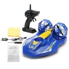 TKKJ RC Boat A1 2.4G 4CH RC Control Toy