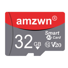 Klasse 10 sd-karte micro sd tf karte 32 gb 64 gb 128 gb 256 gb speicher karte Class10 Class10 Micro Sd rot und grau speicher karten