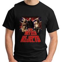 2019 Hot Sale New The DevilS Reject Rob Zombie Spaulding Tv Show Men Black T-Shirt Size S-5Xl Tee Shirt Hoodies