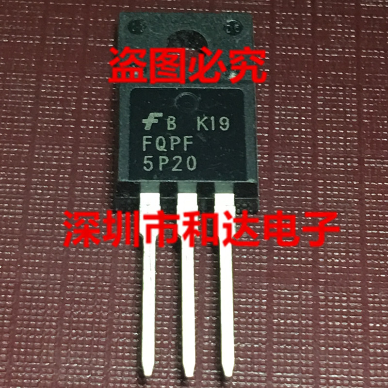 10 шт. FQPF5P20 TO-220F