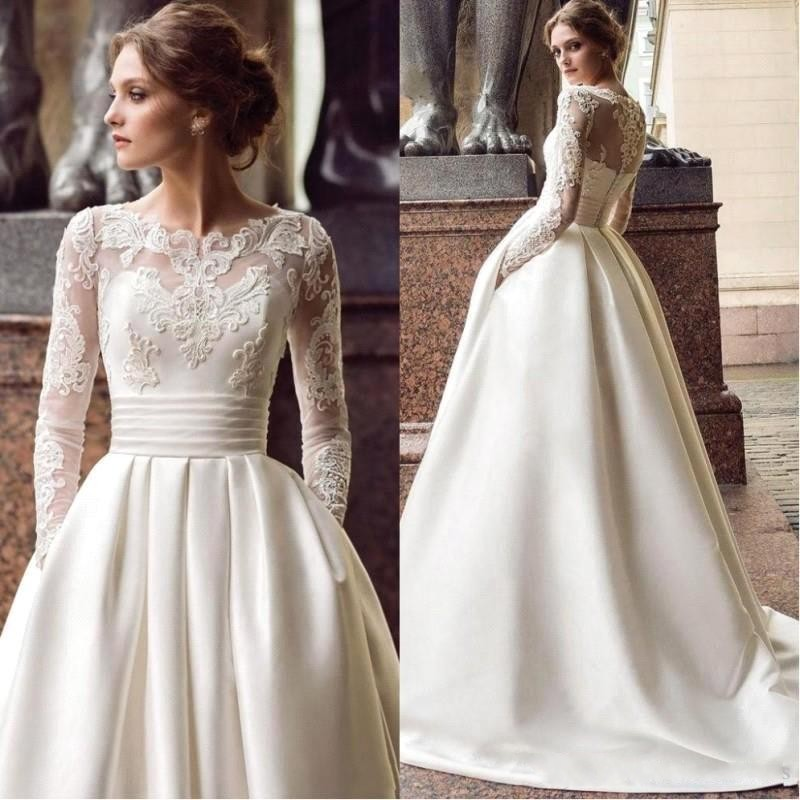 vintage elegant wedding dresses