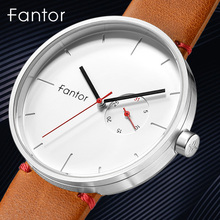 Fantor Casual Minimalist Men Watch Top Brand Luxury Japan Qu