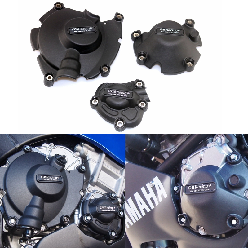Motorcycles Engine cover Protection case for case GB Racing For <font><b>R1</b></font>&R1M&R1S 2015 2016 2017 2018 <font><b>2019</b></font> 2020Engine Covers Protectors image