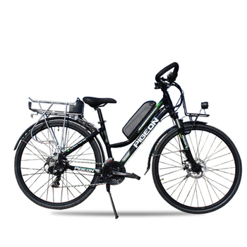 700c Electric Bicycle Travel Assistance Double Battery Electric Road Bike 200 Km Long Rang 48 V 250 W Motor, High Speed, Ebike