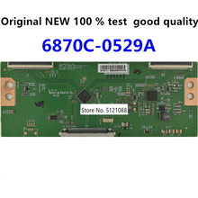 Free shipping original NEW 100% test for LG logic board V14 60FHD 6870C-0529A FOR skyworth 65E510E(China)