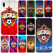 Hot Russia PFC CSKA Moscow logo Soft Silicone Case for
