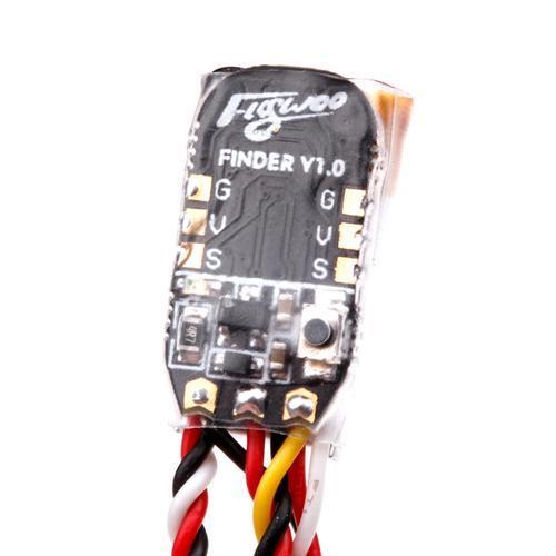 FLYWOO Finder V 1,0 SE w/ 2PCS LED 2PCS SUMMER Unterstützung BF CF Flight Control Teile für RC Micro Drone Quad