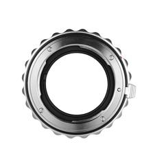 Fikaz LM/M42/NIKONG/NIK/MD/FD/PK/CY/EOS/OM NEX Len Adapter Ring Aluminum Alloy for Leica Sony Canon Fuji Nikon Mirrorless Camera