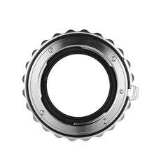 Fikaz LM/M42/NIKONG/NIK/MD/FD/PK/CY/EOS/OM NEX לן מתאם טבעת אלומיניום סגסוגת ליקה Sony Canon פוג י ניקון ראי מצלמה