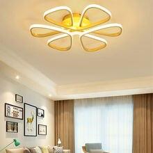 Современный светодиодный потолочный светильник гостиная спальня