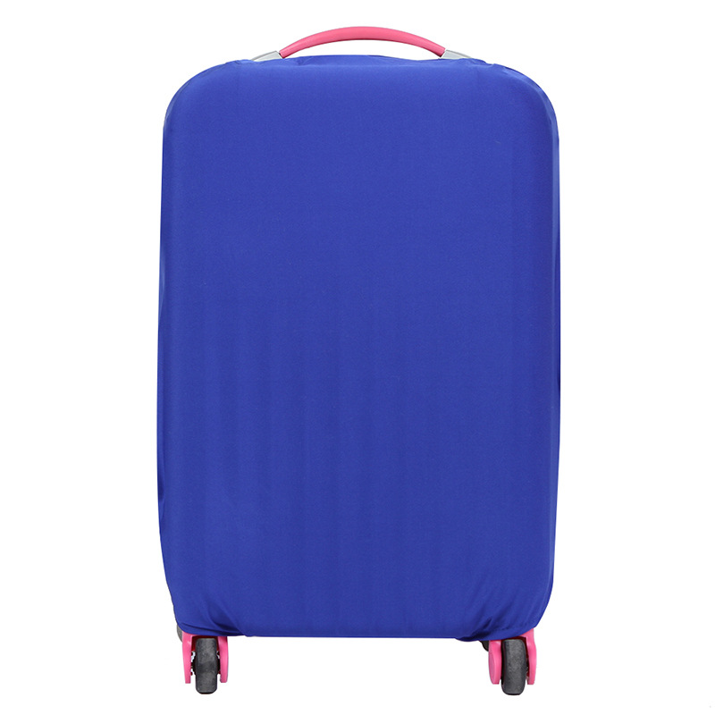 Case Cover Protective Case Bag Cases Suitcase Trolley 20 Inch Blue