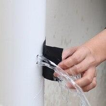Ruban adhésif de réparation PVC/PE, bande de réparation, isolation de conduit d'eau, fixation de Fiber pour technologie noire, arrêt de fuite électrique, Silicone Super résistant