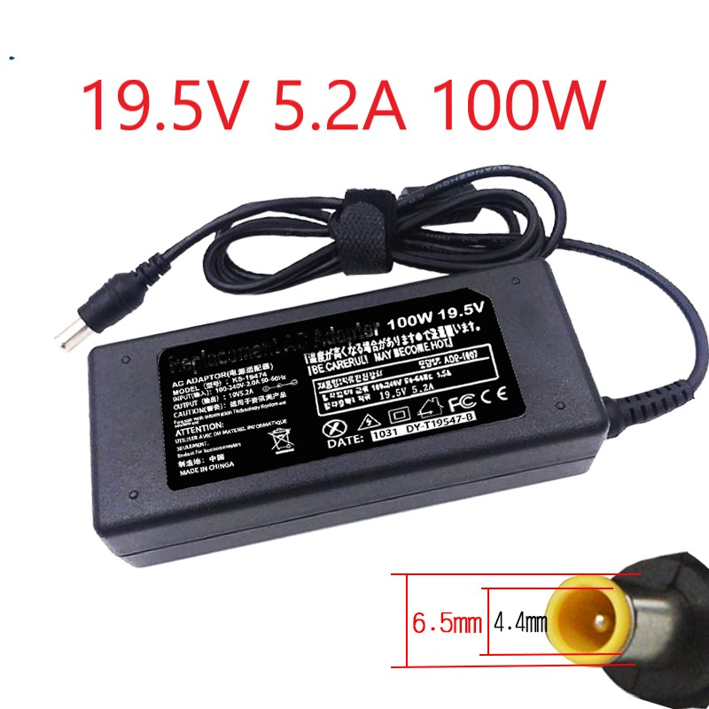 19.5V 5.2A ACDP-100D01 101W TV AC Adapter For Sony KDL-43W800C KDL-42W706B KDL-43W809C KDL-43W755C KDL42W706B KDL43W829B