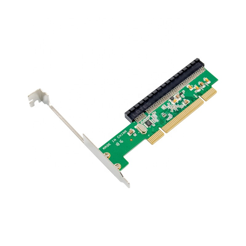 PCI To PCI Express X16 Conversion Card PCI-E Bridge Expansion Card Pcie To Pci Adapter PXE8112