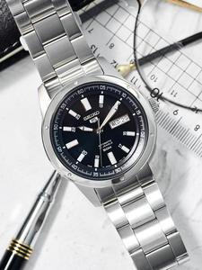 Seiko Watch Sport Waterproof Automatic Luxury Brand SNZG15J1 Men Masculino Relogio
