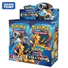 324pcs box Pokemon cards TCG  Sun   Moon Series Booster Box Collectible Trading Card Game Kids Toys flash sale